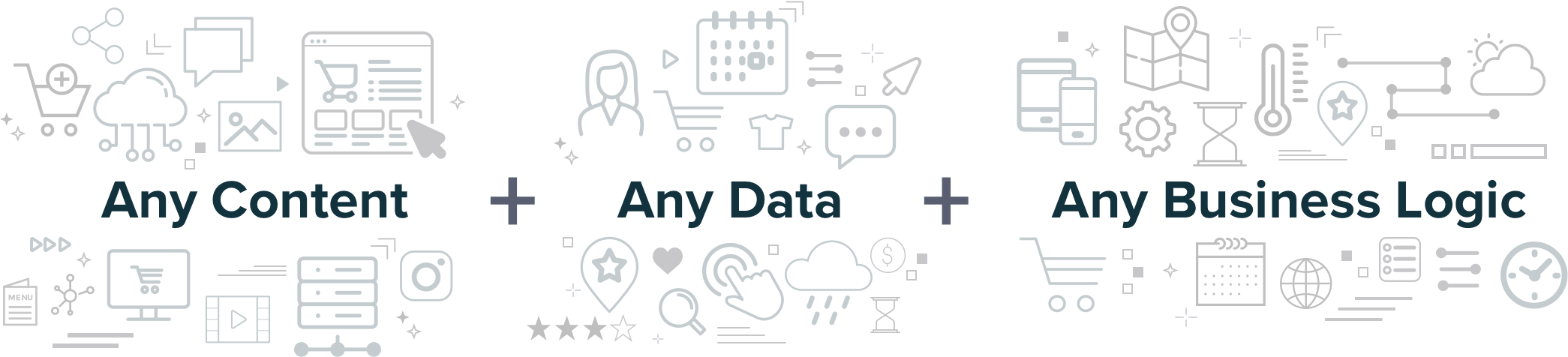 Content data logic