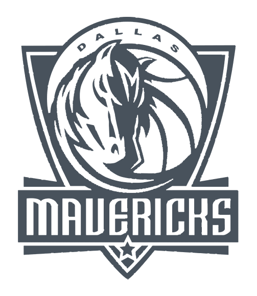Dallas mavericks gray