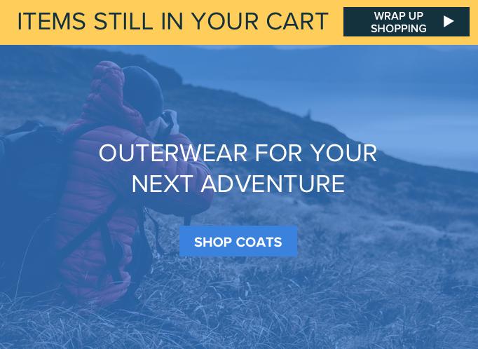 Hero cart coats