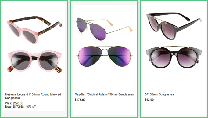 Products sunglasses product